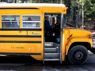 Bus-rijden